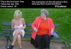 Funny photos - The expression