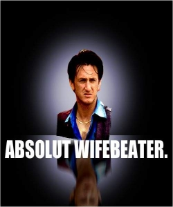Funny photos - Absolut wife beater