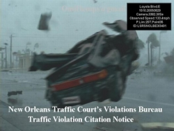 Funny photos - Traffic violation