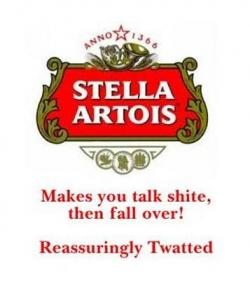 Funny photos - Stella Artois