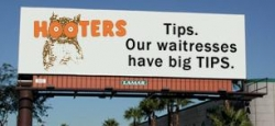 Funny photos - Hooters