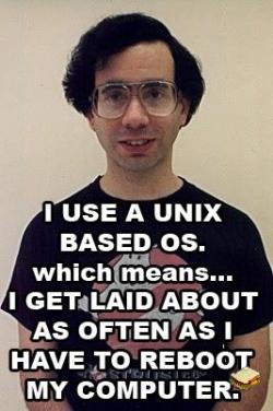 Funny photos - Unix base os