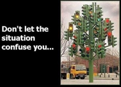 Funny photos - Xmas light