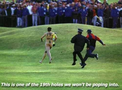 Funny photos - 19th holes