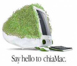 Funny photos - Say hello to chiaMac