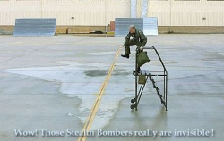 Funny photos - Stealth Bombers