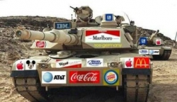 Funny photos - Tank ads