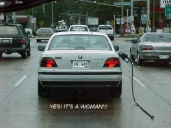 Funny photos - Yes! It's a woman