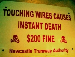 Funny photos - Instant death
