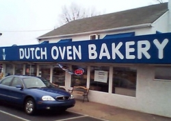 Funny photos - Dutch oven bakery