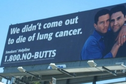 Funny photos - Lung cancer