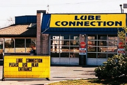 Funny photos - Lube connection