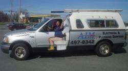 Funny photos - Plumbing service
