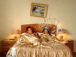 Funny photos - Unsafe room
