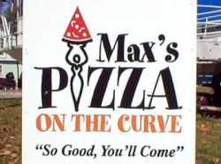Funny photos - Max's pizza