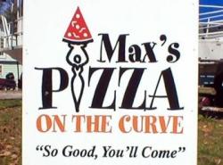 Funny photos - Max's pizza