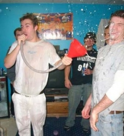 Funny photos - Drunk - singing