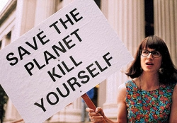 Funny photos - Save the planet