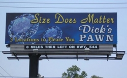 Funny photos - Size does matter
