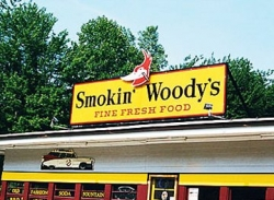 Funny photos - Smoking woody's