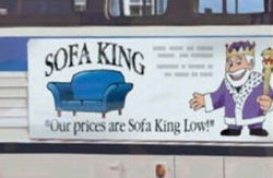 Funny photos - Sofa King Low