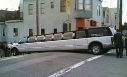 Car photos - The longest Limo