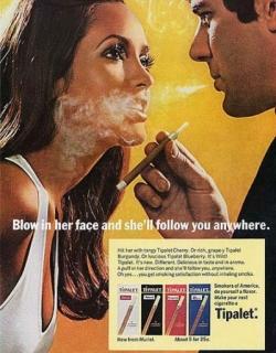 Funny photos - Tipalet cigar