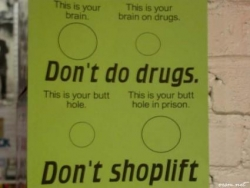 Funny photos - Don't do drugs