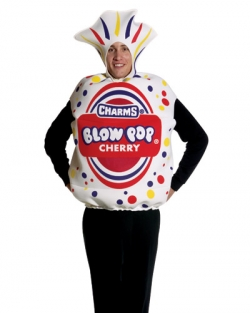 Funny photos - Blow pop cherry