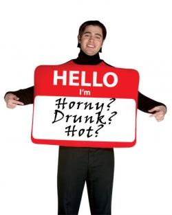 Funny photos - I'm horny?