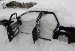 Car photos - Snow car