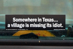 Funny photos - Somewhere in Texas