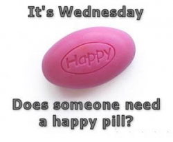 Funny photos - Happy pill