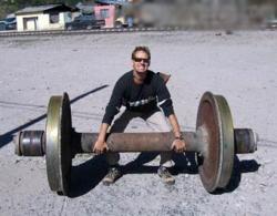 Funny photos - Heavy lift