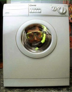 Sportsmen photo - Repair washing machine
