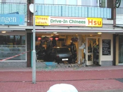 Funny photos - Drive - In Chinees