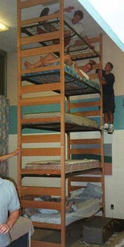 Funny photos - Dormitory