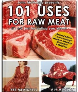 Funny photos - 101 uses for raw meat
