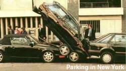 Funny photos - Parking in New York