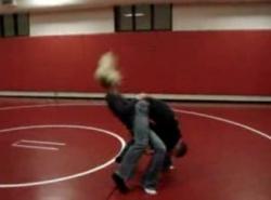 Sportsmen photo - Belt flip sport
