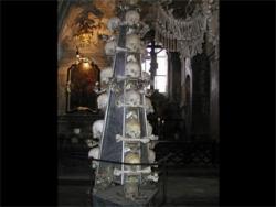 Funny photos - Bone church