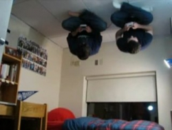 Funny photos - Dorm room
