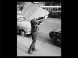 Funny photos - Headless man