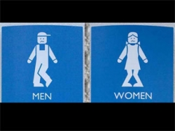 Funny photos - Funny toilet sign