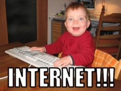 Baby pictures - Internet!!!