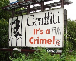 Funny photos - Graffiti