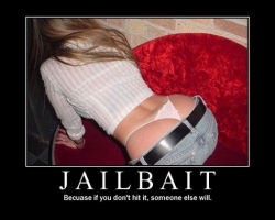 Funny photos - Jailbait