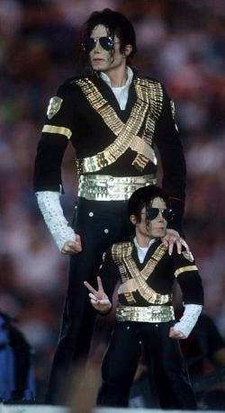 Celebrity photos - Mini Michael Jackson