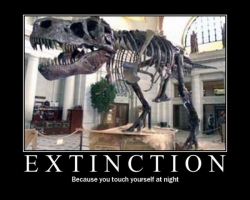 Funny photos - Extinction