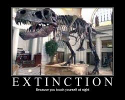 Funny photos - Extinction